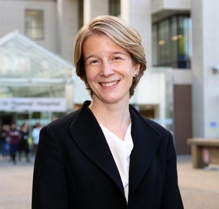Amanda Pritchard Chief, Operating Officer, NHS England and Improvement